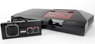 Sega Master System I Console