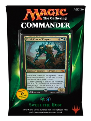 Commander 2015: Swell the Host