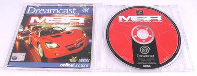 Metropolis Street Racer - Dreamcast
