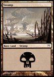 Swamp - Champions of Kamigawa