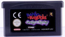 Banjo-Kazooie: Grunty's Revenge - GBA