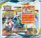 Pokemon SM12: Sun & Moon Cosmic Eclipse 3-pack Blister Victini