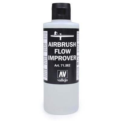 Vallejo Airbrush Flow Improver 200ml