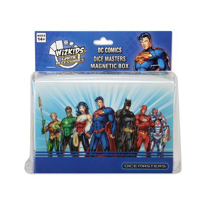 DC Comics Dice Masters Magnetic Box, Justice League