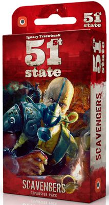 51st State Master Set: Scavengers
