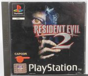 Resident Evil 2 (Boxed German/English) - PS1
