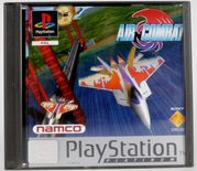 Air Combat (Platinum) - PS1