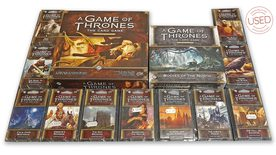 A Game of Thrones LCG (2nd Ed) - MEGA Bundle *USED*