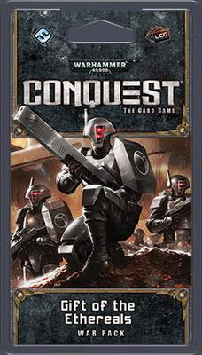 Warhammer 40,000 Conquest LCG Gift of the Ethereals War Pack
