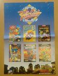 Nintendo HitList -Poster, Size 82x57cm