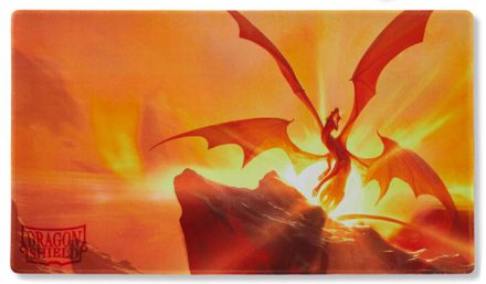 Dragon Shield Playmat Elichaphaz the Light Bender
