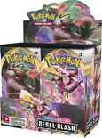 Pokemon SS2: Rebel Clash Booster Display Box (PREORDER)