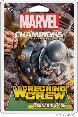 Marvel Champions: The Wrecking Crew Scenario Pack (PREORDER)