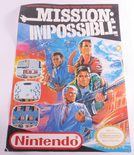 Mission Impossible Poster A, Size 43x30cm