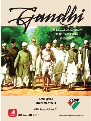 Gandhi: The Decolonization of British India, 1917–1947 (PREORDER)