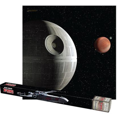 Star Wars X-Wing Playmat: Death Star Assault