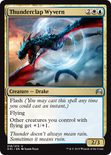Thunderclap Wyvern - Magic Origins