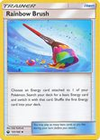 Rainbow Brush 141/168 - Sun & Moon Celestial Storm
