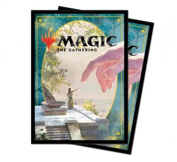 Ultra Pro MTG Theros Beyond Death Deck Protector Standard Sleeves: Idyllic Tutor (100ct)