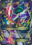M Gallade Full Art EX 100/108 - X&Y Roaring Skies