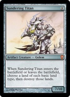 Sundering Titan - From the Vault: Relics