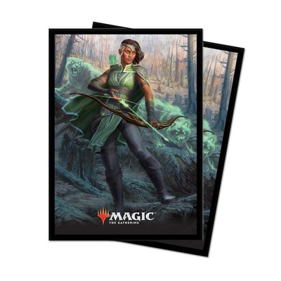Ultra Pro MTG Core Set 2019 Deck Protector Standard Sleeves: Vivien Reid (80ct)