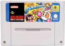 Super Bomberman - SNES