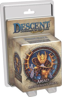 Descent (2nd Ed): Ariad Lieutenant Pack