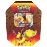 Pokémon - Elemental Power - Flareon-GX Tin