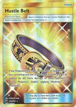 Hustle Belt Secret Rare 179/168 - Sun & Moon Celestial Storm