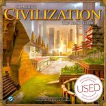 Civilization (wih 2 expansions, check description) *USED*