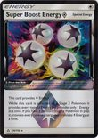 Super Boost Energy Prism Star 136/156 - Sun & Moon Ultra Prism