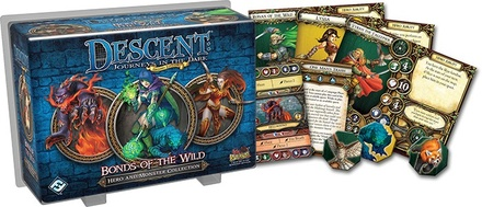 Descent (2nd Ed): Bonds of the Wild