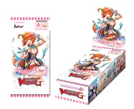 Cardfight Vanguard G Clan Set 3: Blessing of Divas Booster