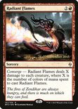 Radiant Flames - Battle for Zendikar Promos
