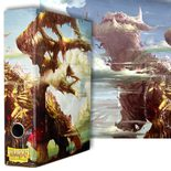 Dragon Shield Slipcase Binder: Rodinion Umber