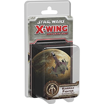 Star Wars X-Wing Miniatures Game: Kihraxz Fighter Expansion Pack