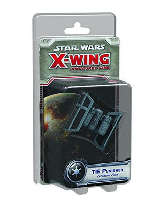 Star Wars X-Wing Miniatures Game: TIE Punisher Expansion Pack