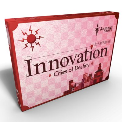 Innovation: Cities of Destiny (3rd Edition Expansion)
