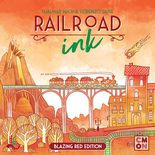 Railroad Ink: Blazing Red Edition (PREORDER)