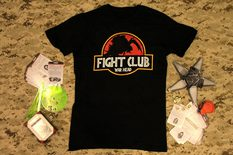 "War Head Fight Club ""Tyrannic Park"" Paita"