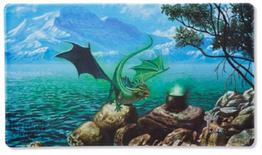 Dragon Shield Playmat, Mint 'Bayaga' (Limited Edition)