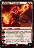 Chandra, Pyromaster - Archenemy - Nicol Bolas