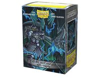 Dragon Shield Art Sleeves Matte Standard Size King Athromark III Vanguard: Portrait (100ct)