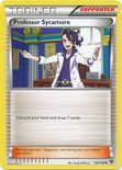 Professor Sycamore 122/146 - X&Y (Base Set)