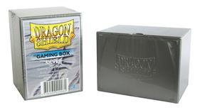 Dragon Shield Deck Box, Silver