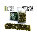 GSW Shrub Tufts: Dark Green