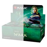 War of the Spark Booster Half Box