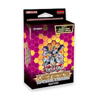 Yu-Gi-Oh Flames of Destruction Special Edition