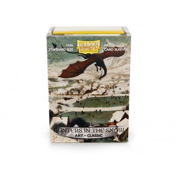 Dragon Shield Art Sleeves Hunters in the Snow (100ct)